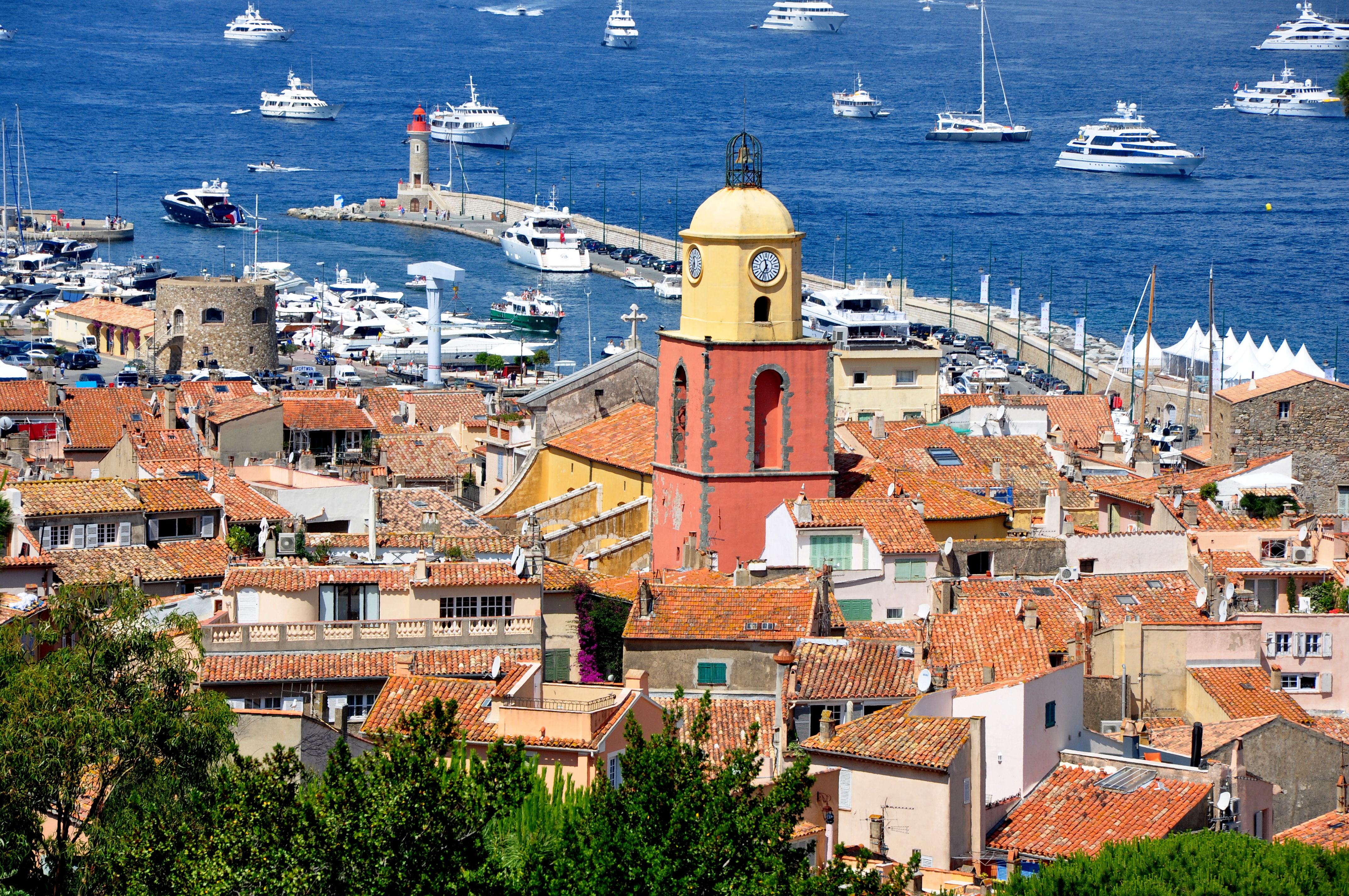 圣特佩罗(Saint-Tropez)-嘎纳(Cannes)(242KM)