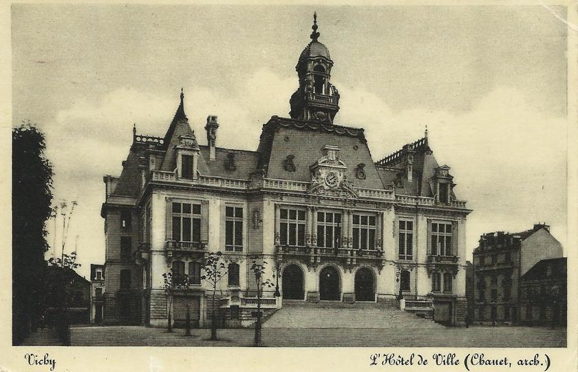 薇姿(Vichy) - 巴黎(Paris)