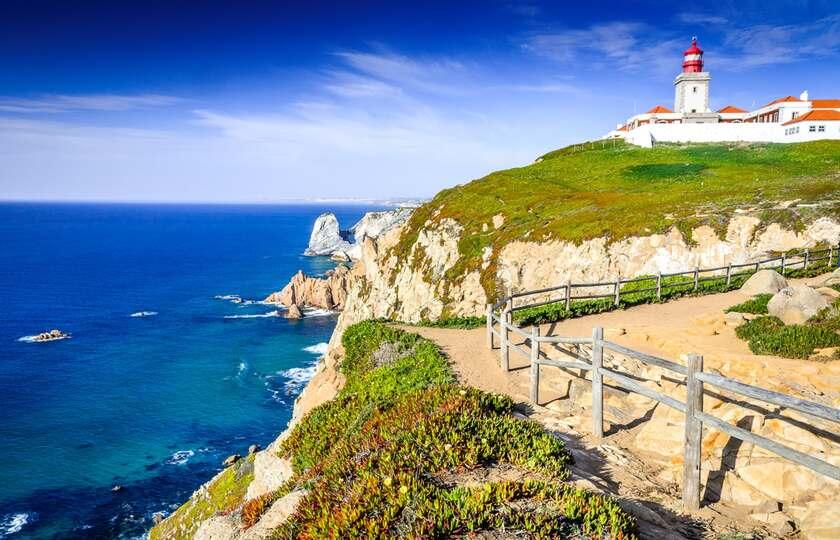罗卡角 (Cape Roca) – 辛特拉 (Sintra) – 里斯本 (Lisbon)
