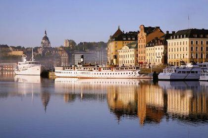 斯德哥尔摩(Stockholm) - 林雪平(Linkoping)/延雪平(Jonkoping)