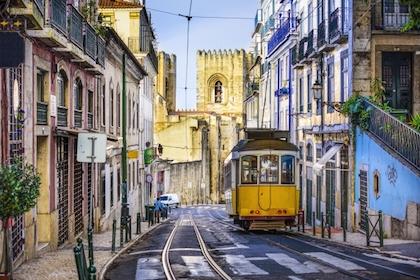爱尔凡斯(Elvas)或 巴达霍斯 (Badajoz) – 罗卡角 (Cape Roca) – 里斯本 (Lisbon)