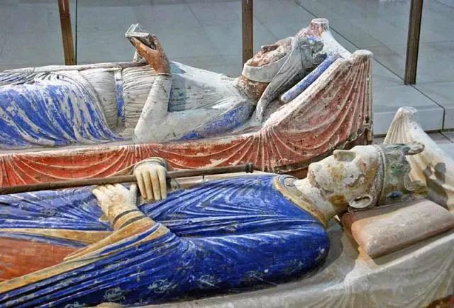 普瓦提耶(Poitiers)-Fontevraud 王家修道院