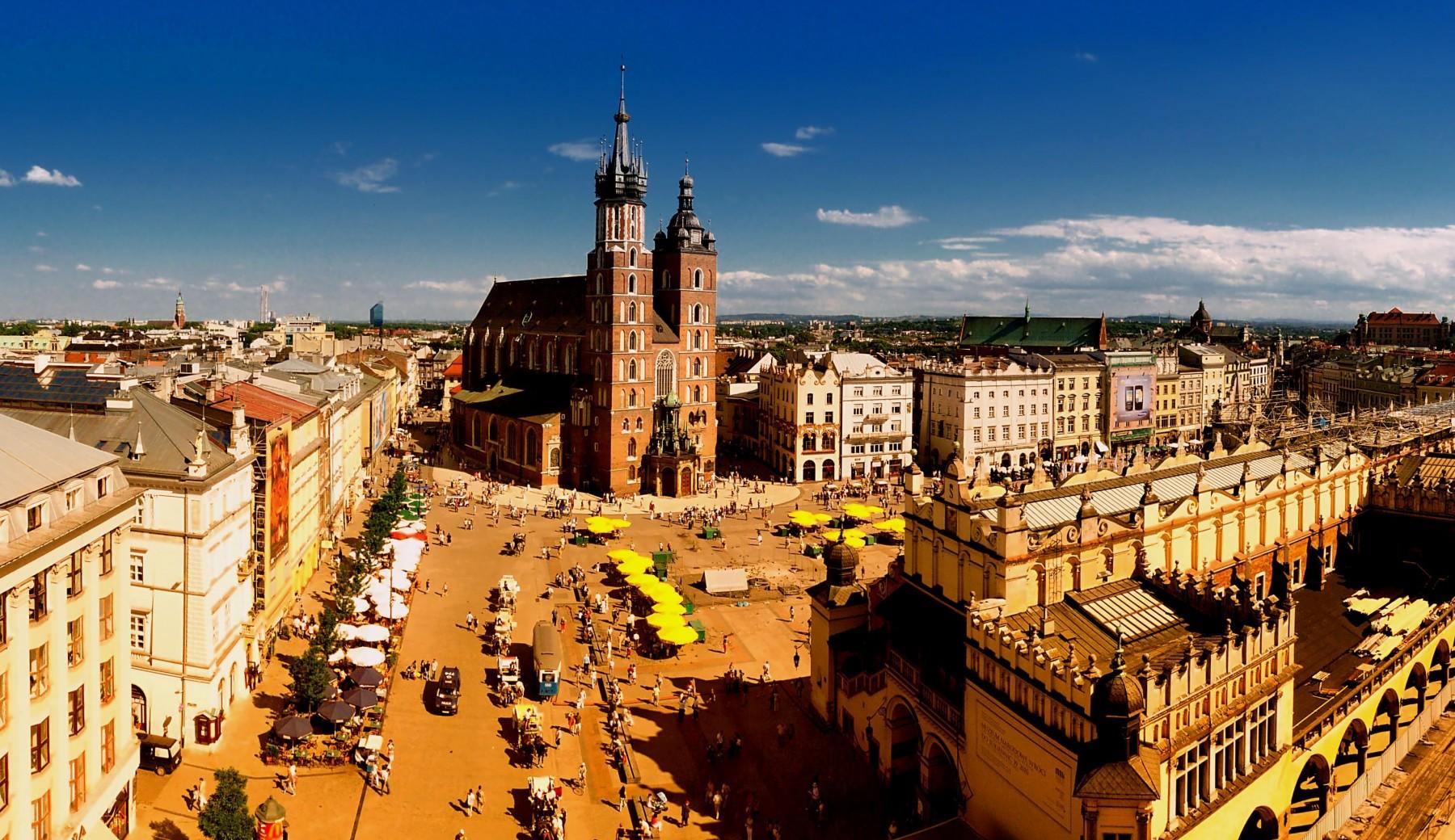 弗罗茨瓦夫(Wrocław)-奥斯维辛(Oświęcim)-克拉科夫(Kraków)