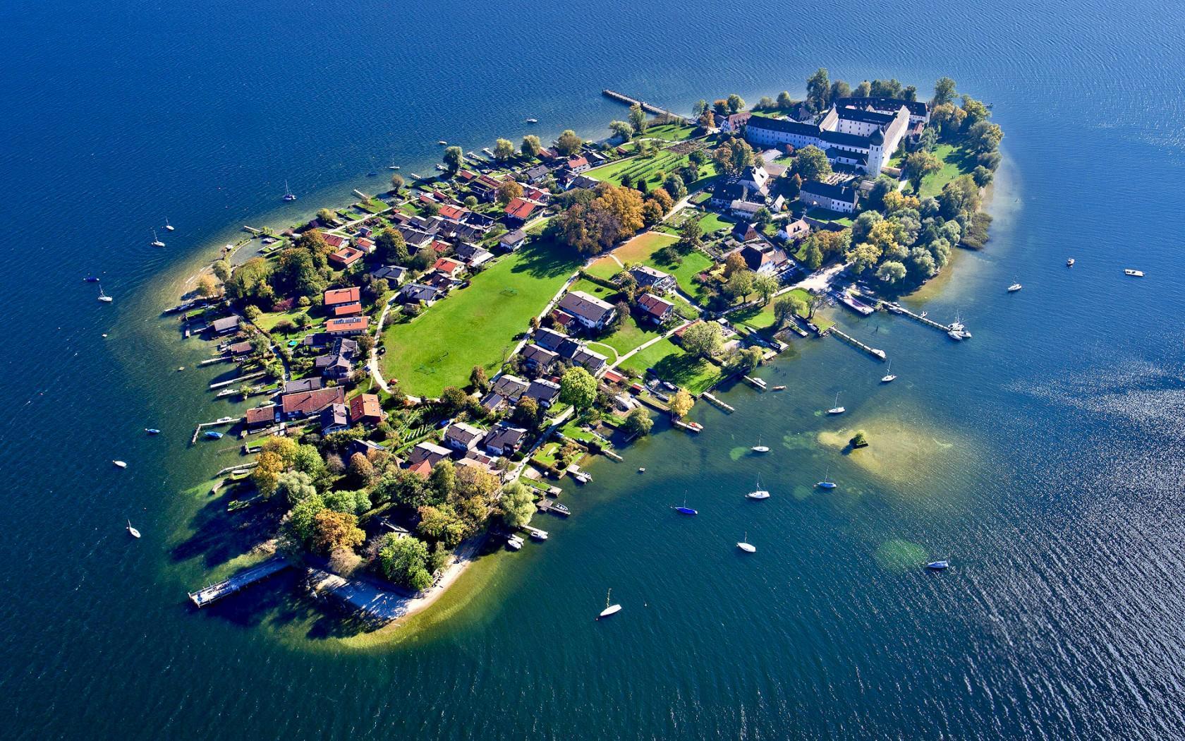 基姆湖 (Chiemsee)-慕尼黑(65KM)