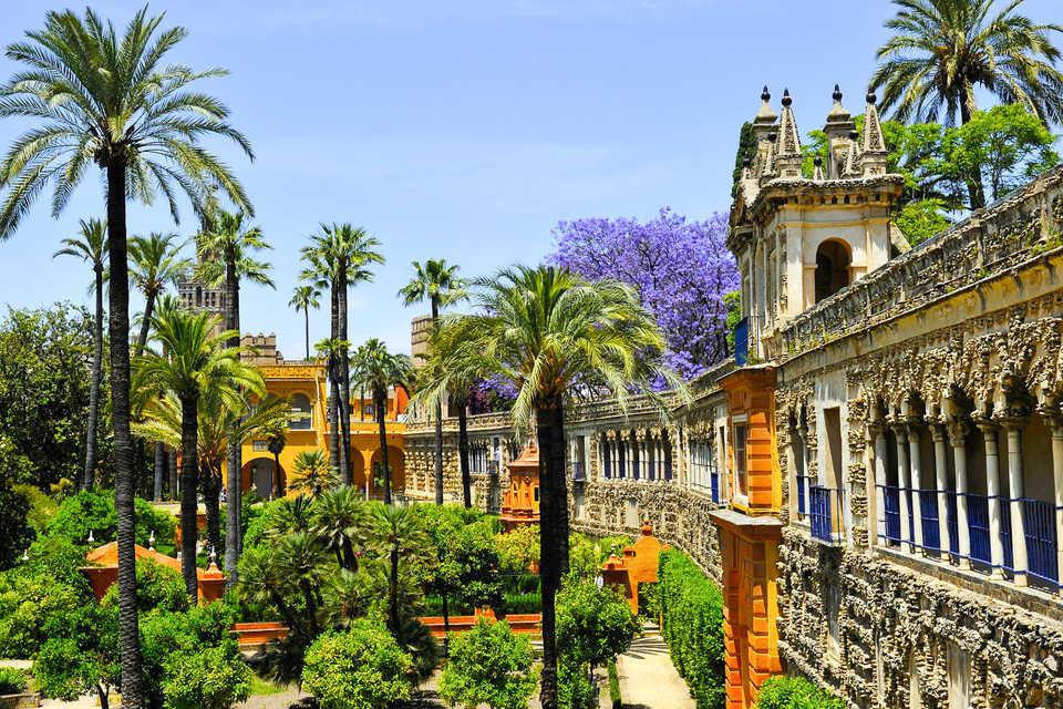 龙达(Ronda)-塞维利亚(Sevilla) (130KM)