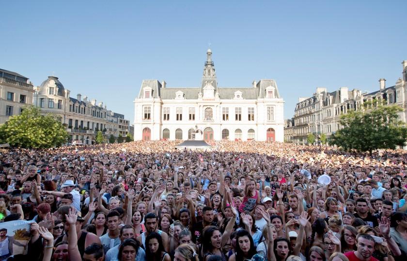普瓦捷(Poitiers) - 巴黎(Paris)
