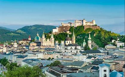 维也纳(Wien) -哈尔施塔特(Hallstatt) - 萨尔茨堡(Salzburg)-因斯布鲁克(Innsbruck)