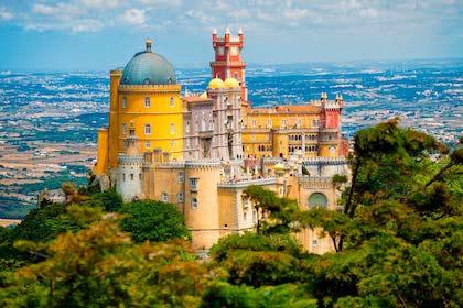 里斯本 (Lisbon) – 辛特拉 (Sintra) – 萨拉曼加 (Salamanca)