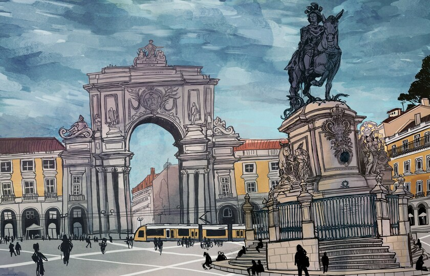 里斯本 (Lisbon) – 辛特拉 (Sintra)