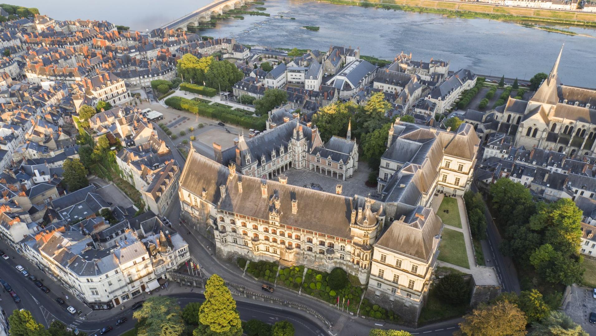 Fontevraud 王家修道院-昂布瓦兹 (Amboise)