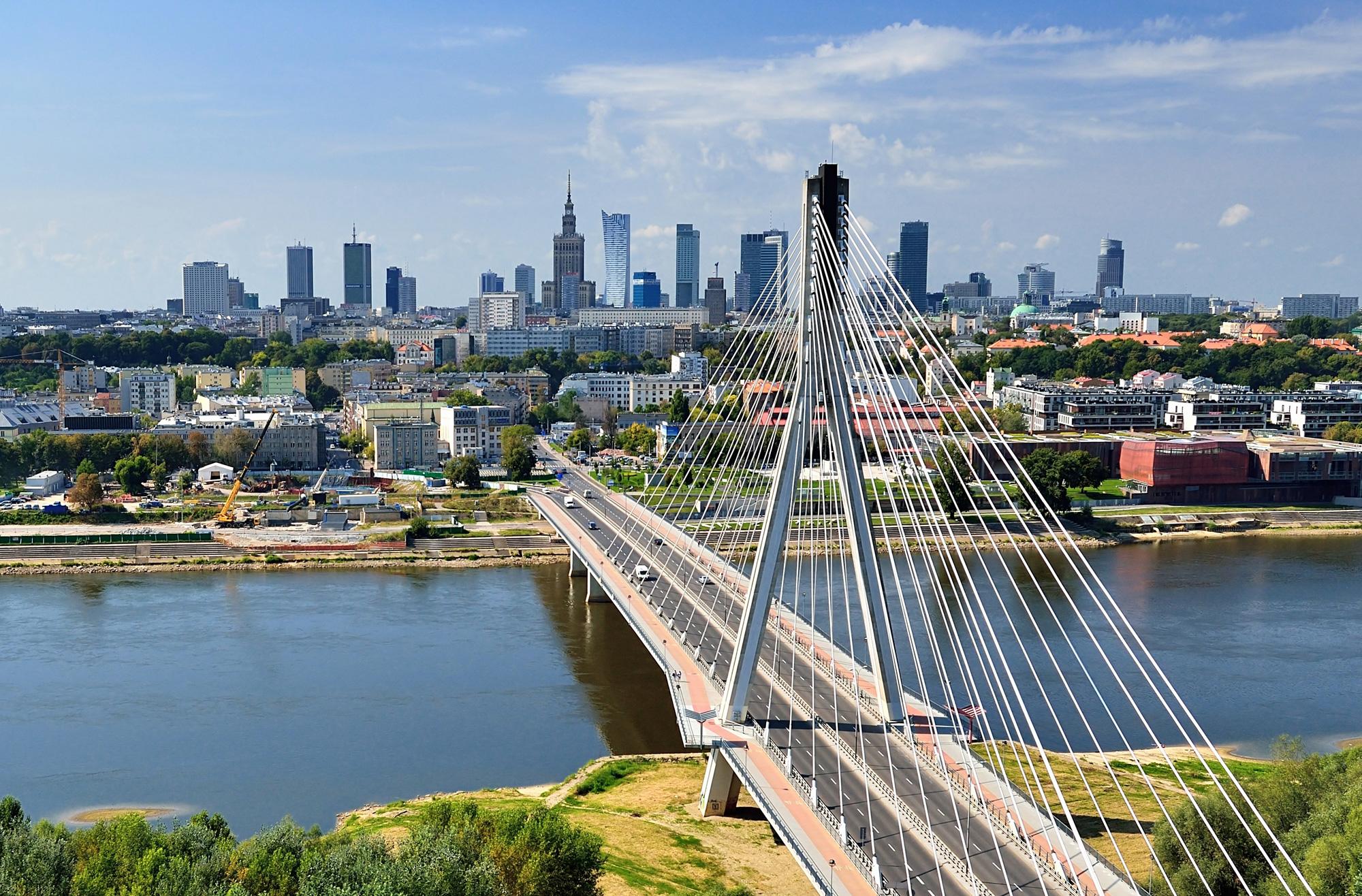 华沙(Warszawa)