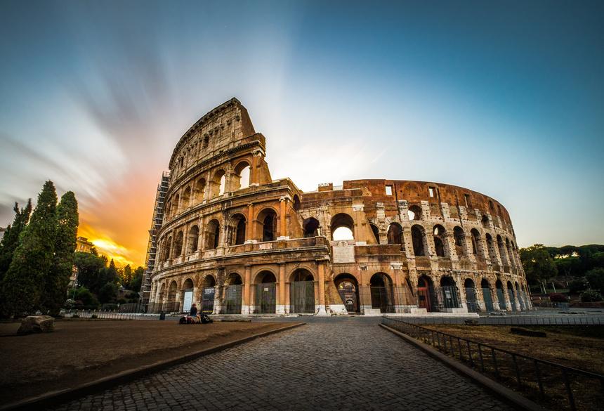 锡耶纳(Siena)- 罗马(Rome)