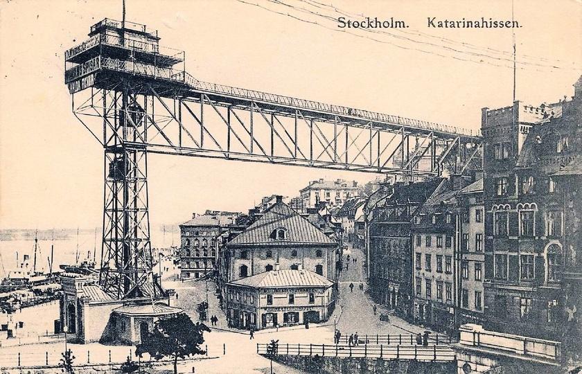 斯德哥尔摩(Stockholm)- 巴黎(Paris)