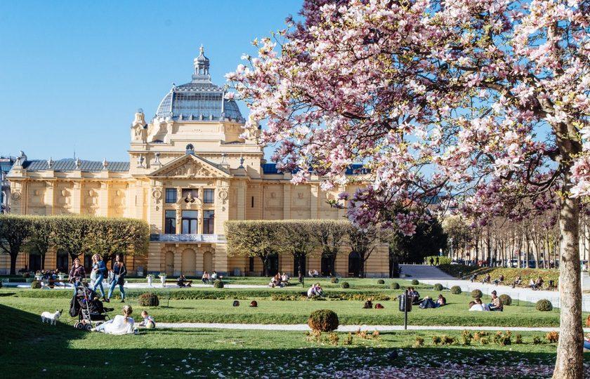 萨格勒布(Zagreb)