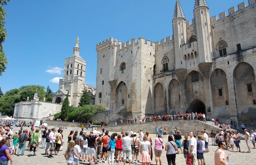 阿维尼翁(Avignon) - 巴黎(Paris)