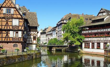 斯特拉斯堡(Strasbourg) - 巴黎(Paris)