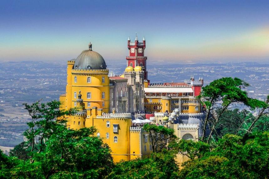 辛特拉(Sintra)-罗卡角(Cabo da Roca)-里斯本(Lisbon)