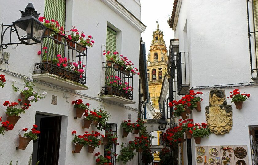 格拉纳达(Granada)- 科尔多瓦(Cordoue)