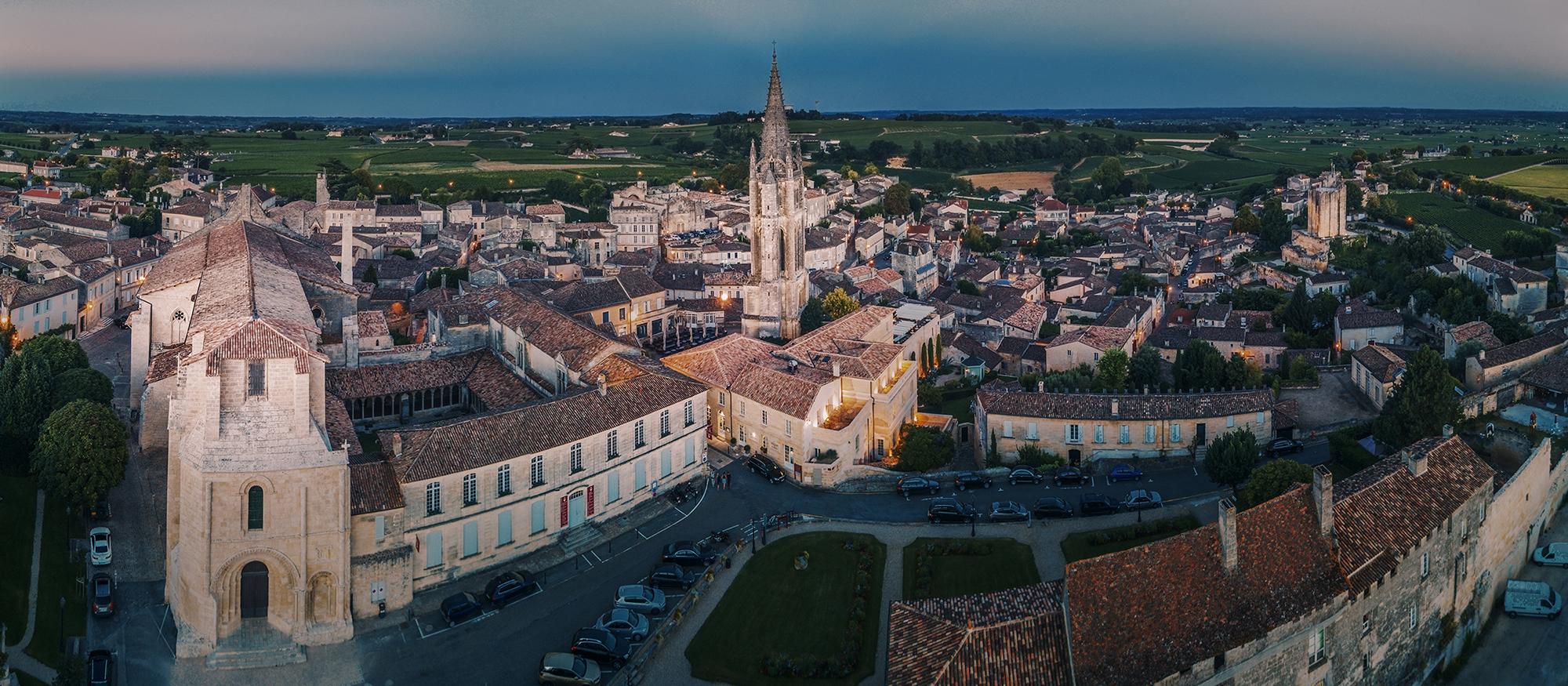 昂古莱姆(Angouleme)-干邑小镇(Cognac)-酒庄参观
