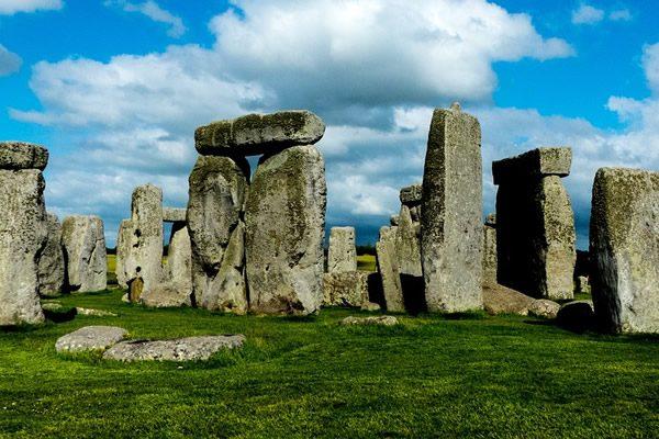 牛津(Oxford)-巨石阵(Stonehenge)