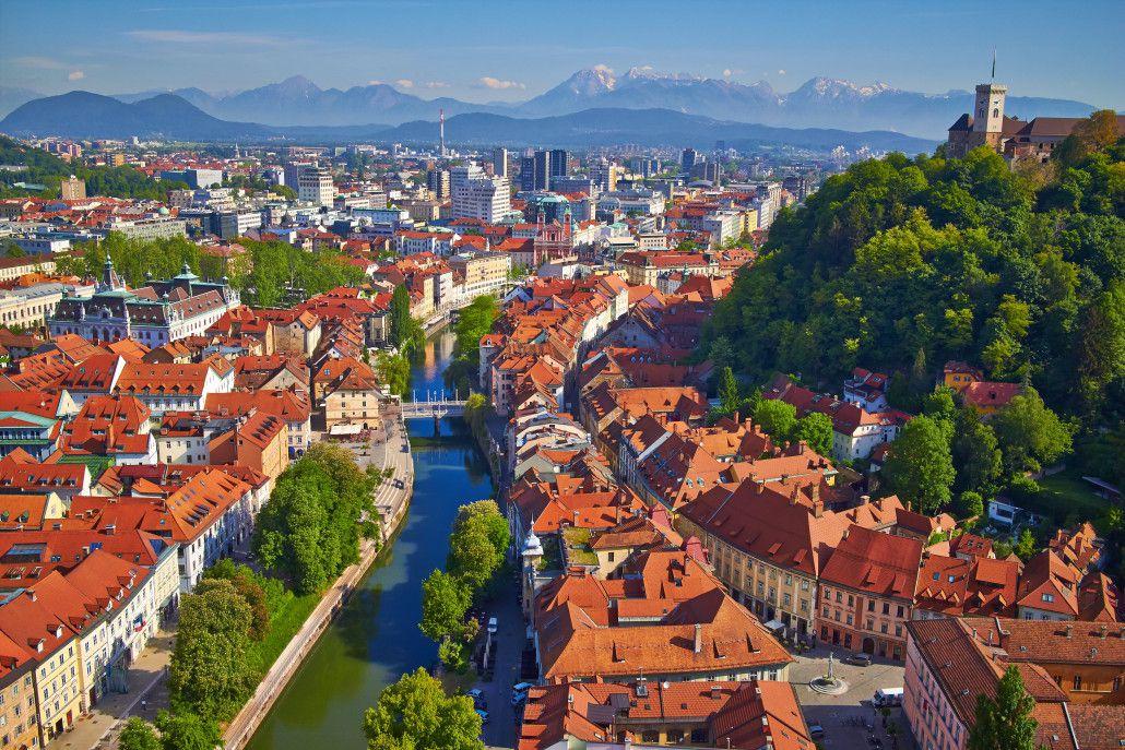 普利特维采(Plitvice)-萨格勒布(Zagreb)-卢布尔雅那(Ljubljana)